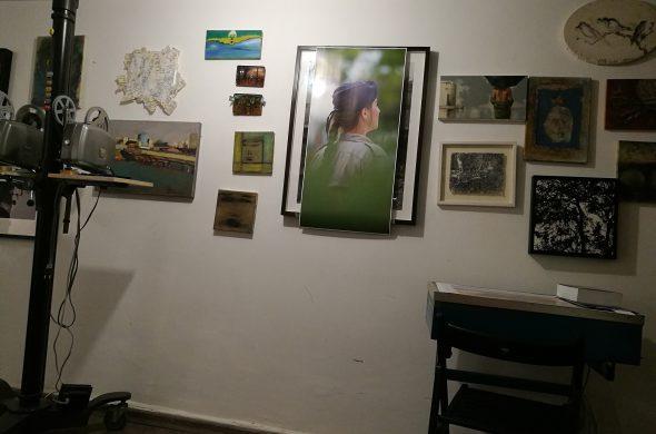 תהליך העבודה בסטודיו