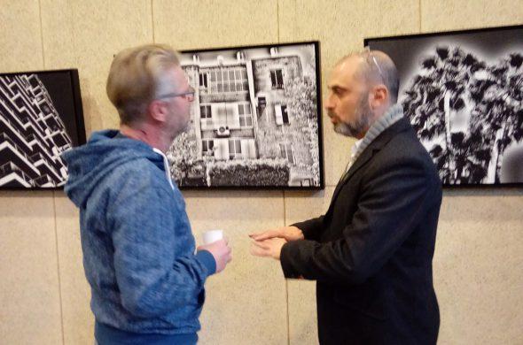 מתוך התערוכה בלייפציג