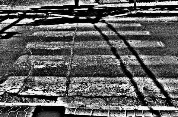 אבסטרקט שחור לבן