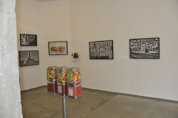 מתוך התערוכה בגלרייה רוטשילדש